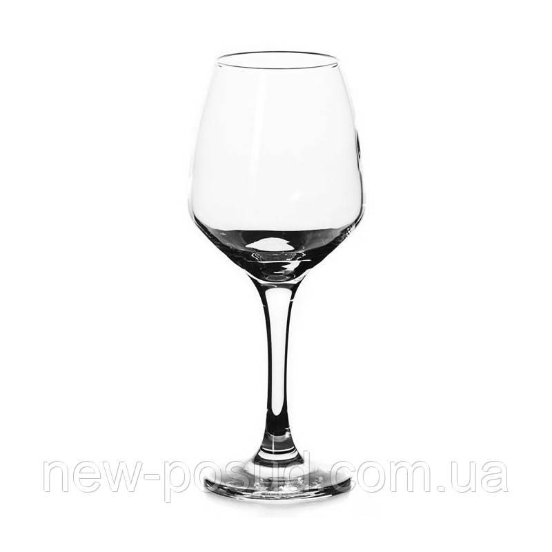 Набір келихів для вина 350 мл 6 предметів Isabella Pasabahce 440271