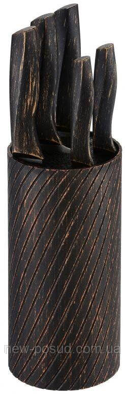 Набор кухонных ножей в колоде - 6 предметов Krauff Ritter 26-288-008