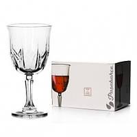 Набір келихів для червоного вина 415 мл 6 предметів Karat Pasabahce 440149