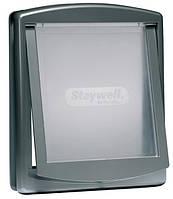 Дверцы для собак крупных пород Staywell Оригинал, 45.6х38.6 см, серый 777