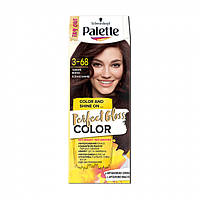 Безаммиачная краска для волос Palette Perfect Gloss Color 3-68 ТЕМНЫЙ МОККО