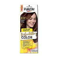 Безаммиачная краска для волос Palette Perfect Gloss Color 4-6 ЛЕДЯНОЙ КАШТАН, фото 1