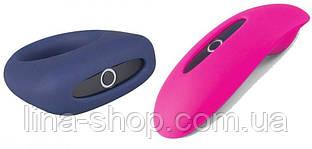 Клиторальный стимулятор и эрекционное кольцо Magic Motion - Candy & Dante Kit