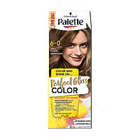 Безаммиачная краска для волос Palette Perfect Gloss Color 6-0 ТЕМНО-РУСЫЙ