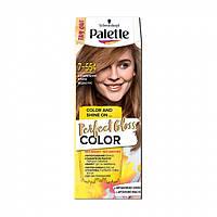 Безаммиачная краска для волос Palette Perfect Gloss Color 7-554 КАРАМЕЛЬНЫЙ БЛОНД