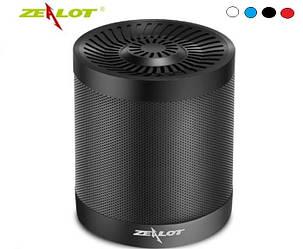 Беспроводная bluetooth колонка Zealot S5 22 часа музыки