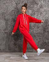 Супер модный подростковый спортивный костюм Oversiz для девочки на рост 140-164