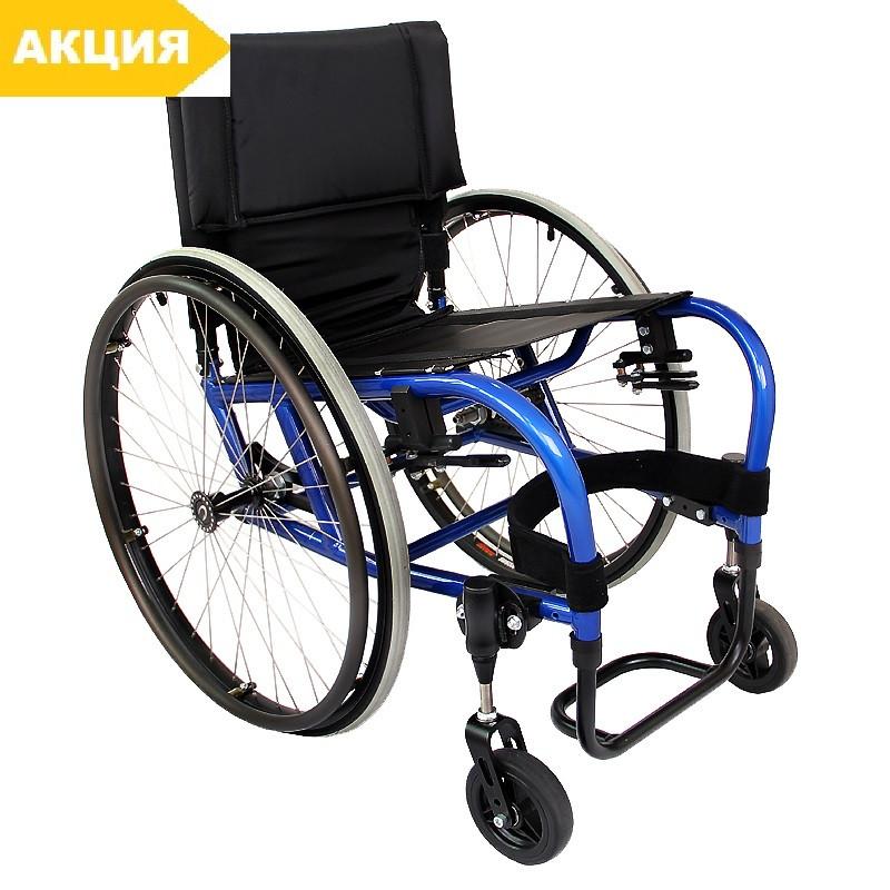Инвалидная коляска активного типа Colours Eclipse