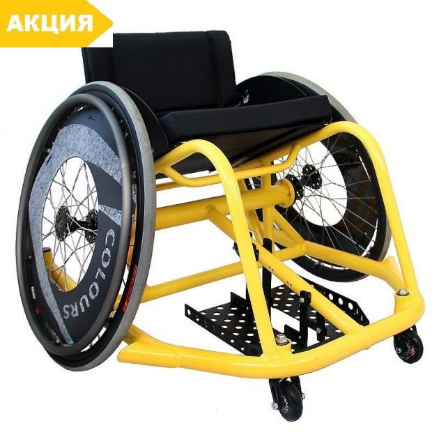 Активная инвалидная коляска Colours Hammer