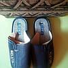 Тапочки Белста мужские джинсовые 43размер