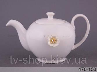 Чайник заварочный Цветок