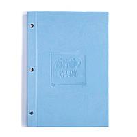Первый альбом малыша Baby Book голубой (русский язык), фото 1