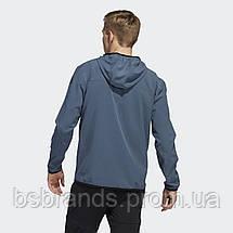 Мужская толстовка адидас для фитнеса City Base GC8288 (2020/2), фото 2