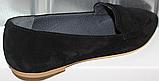 Балетки замшевые женские от производителя модель РИ815-2, фото 4