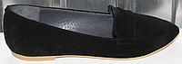 Балетки замшевые женские от производителя модель РИ815-2, фото 1