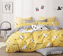Детский полуторный комплект постельного белья с компаньоном R7626