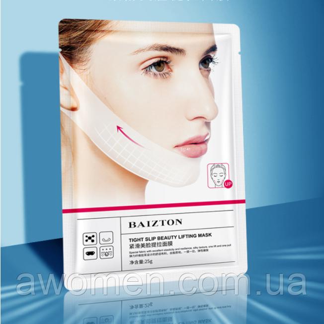 Маска для корекції овалу обличчя Baizton Tender skin 25 g