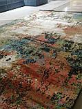Разноцветный шелковый ковер высокой плотности, премиум качество, фото 4
