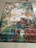 Разноцветный шелковый ковер высокой плотности, премиум качество, фото 2