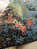 Разноцветный шелковый ковер высокой плотности, премиум качество, фото 6
