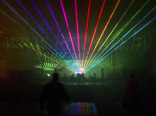 Анимационные Лазеры