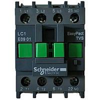 Контактор 9А EasyPact TVS lc1e0901 Schneider Electric LC1E0901M5