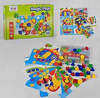Мозаїка для малюків 32 деталі, в коробці
