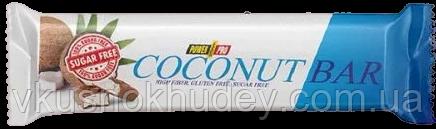 Энергетический батончик Power Pro  Coconut Bar Кокос (50 грамм)