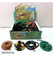 Змея Гонконг тянучка 23 см в коробке