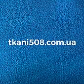 Креп шифон Голубой