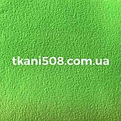 Креп шифон Салатовый