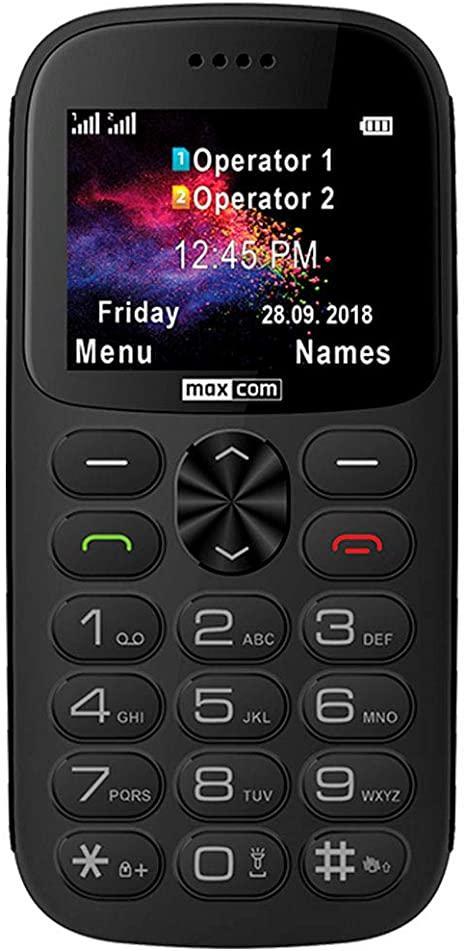 Мобильный телефон Maxcom MM471 Grey