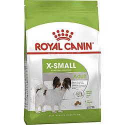 Корм Royal Canin Xsmall Adult для дорослих собак мініатюрних порід 3 кг