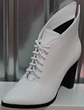 Ботинки женские кожаные от производителя модель РИ0940-2, фото 3