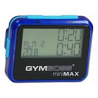 Интервальный секундомер Gymboss Mini Max 25 интервалов*99 раундов