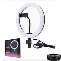 Кольцевая светодиодная лампа LED Ring 30см Fill Ligh   Без штатива