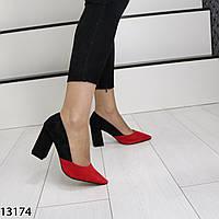 Женские туфли каблук