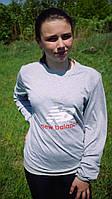 Свитшот женский серый, M&S 5871-1