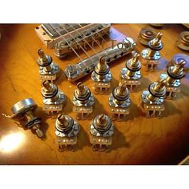 Потенциометры Для Гитар
