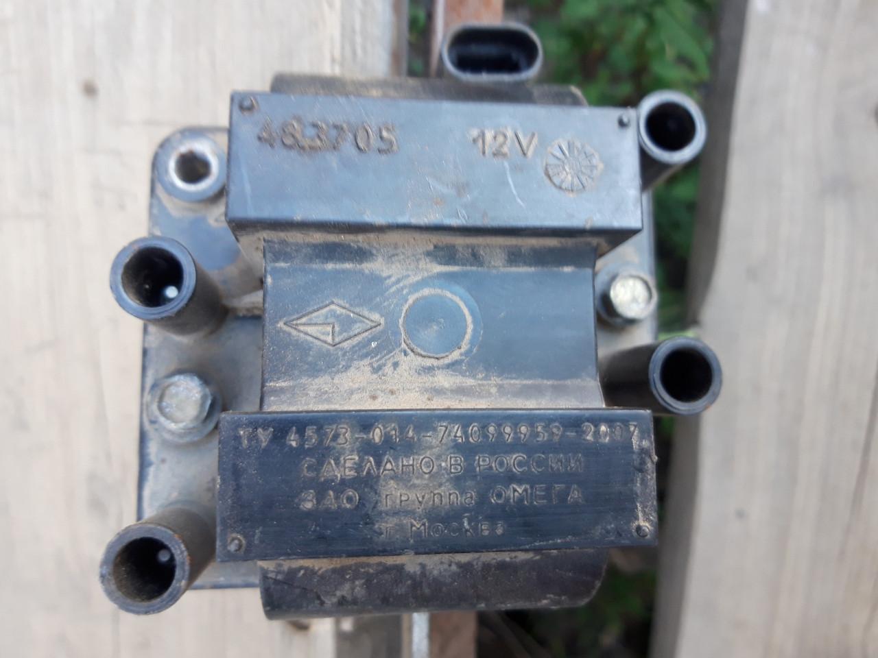 Катушка модуль зажигания 48.3705