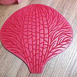 """Молд """"Пелюстка Орхідеї"""" Великий 28,5*28 см для ростових кольорів, фото 3"""