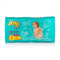 Подгузники-трусики Joy Run and Fun размер 6, 15-26 кг, 36 шт