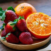 """Апельсин Клубничный """"Фрагола""""  (C. sinensis """"Fragola"""") до 20 см. Комнатный"""