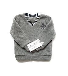 Теплый детский шерстяной свитер Andriana Kids