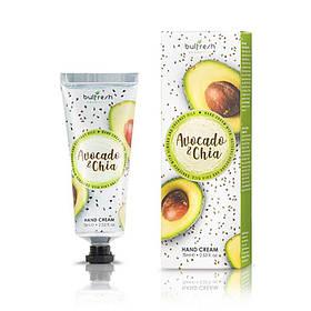 Крем для рук с маслами авокадо и чиа Avocado & Chia
