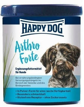 Happy Dog Arthro Forte  Витаминная пищевая добавка для собак 700 гр, фото 2