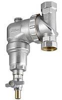 """Самоочищающийся магнитный фильтр и сепаратор шлама  для систем водоснабжения """"Mag-nus"""". """"1""""  RBM"""