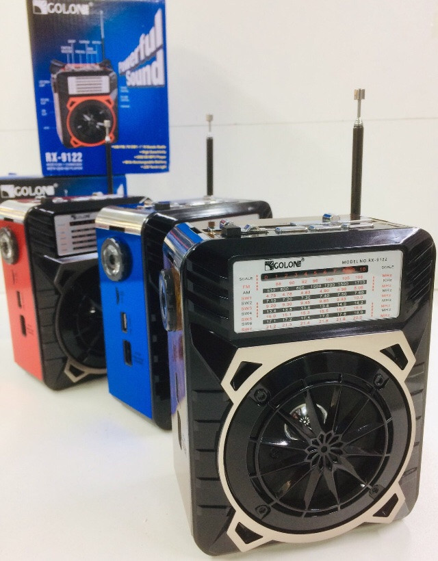 Радиоприемник GOLON-RX -9122/ USB+SD (24 шт/ящ)