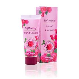 Смягчяющий крем для рук с розовой водой Rose Natural of Bulgaria
