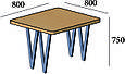 Стол Ви-4, фото 2